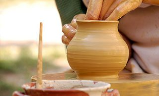Potter-Molding