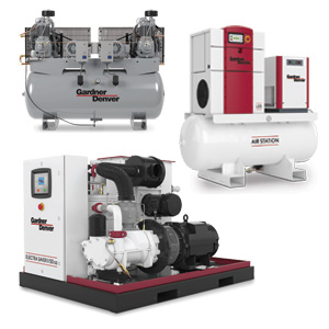 Fixed Speed - Oil Lubricated Compressors